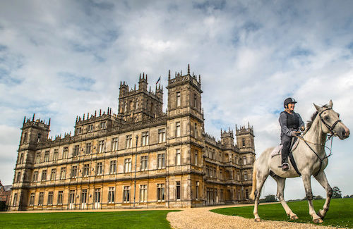 Viking To Offer Access to Highclere Castle, Filming Location of 'Downton Abbey'