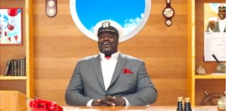Shaquille O'Neal Stars in New Carnival Safety Briefing Video
