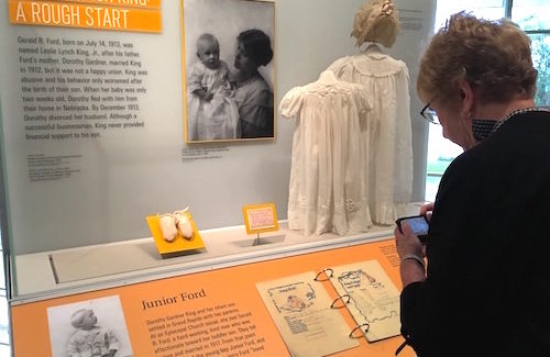 Gerald Ford Presidential Museum Brings History to Life