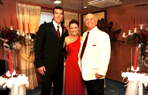 Love Boat seeking to set record for marriage vow renewals