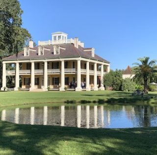 Cruise Trivia: Name the movie filmed at this famous Southern mansion