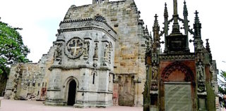 Discovering Rosslyn Chapel and the Da Vinci Code