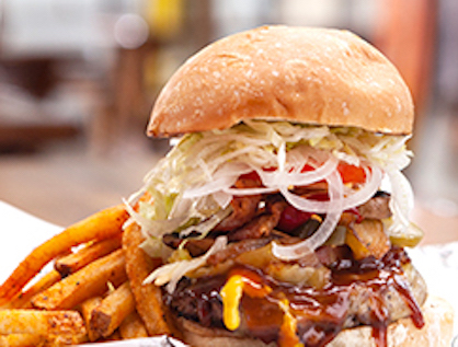 Guy Fieri Shares Burger Recipe Served on Carnival Cruise Ships