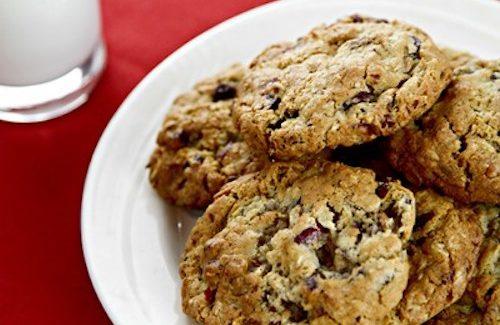 UnCruise Adventures Shares Recipe for Coconut Cranberry Cookies