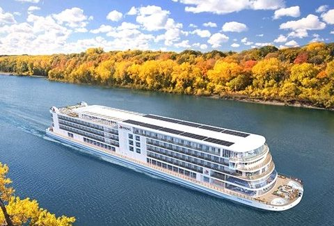 Viking Mississippi Riverboat to Start Cruising in August 2022