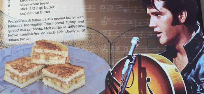 Recipe for Elvis' Favorite Sandwich