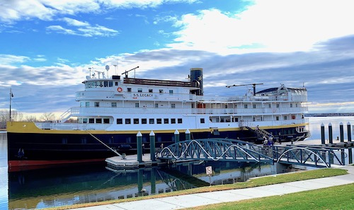 Washington & Oregon Wineries Saluted On S.S. Legacy Cruise