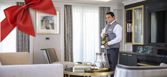 Give the Gift of Travel! Introducing the Regent Suite