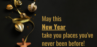 Our New Year's wish to you!