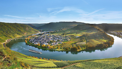 AmaWaterways Introduces Longest-Ever River Cruise