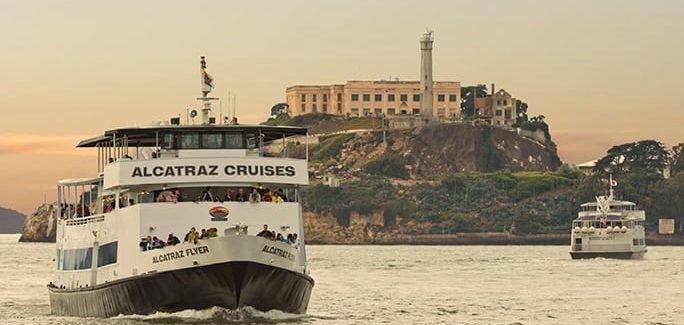 Cruise Ferry Service Resumes for Visitors to Alcatraz