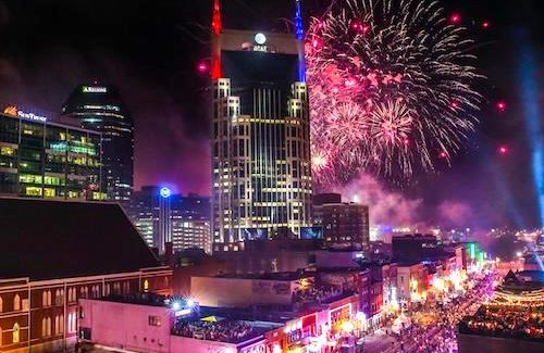Nashville To Celebrate July 4th With Free Gigantic Fireworks