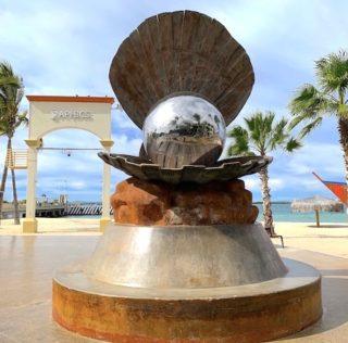 Cruise Trivia: Significance of pearl sculpture in La Paz