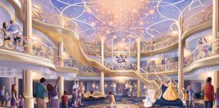 Disney's New Wish Ship Debuts in 2022