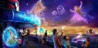 New Disney Wish to Unlock 'Hidden Magic' on Ship