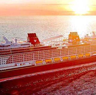 Snow on a Cruise Ship? Enjoy on the New Disney Wish